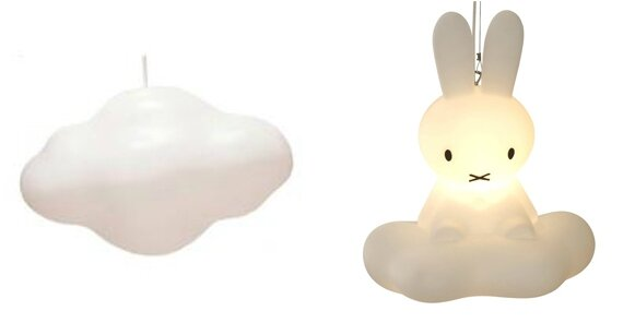 lampes nuage