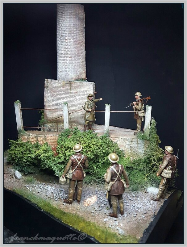 soldats anglais 1916 somme facebook 1