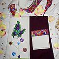 Sac Purple butterfly (2)