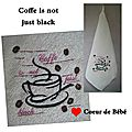 Coffe is not just black...