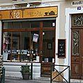 Kfét aix-les-bains savoie salon de thé bar à café