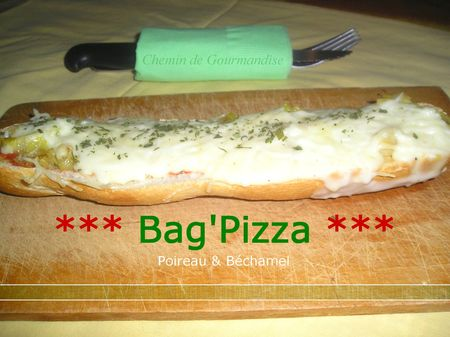 Bag'Pizza facebook
