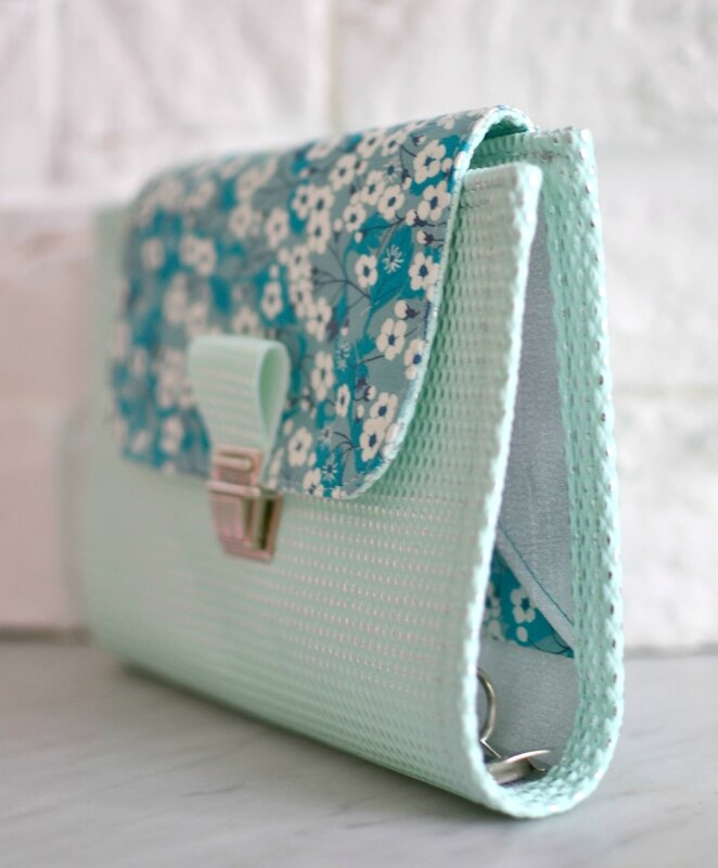personal planner shirley ze pap, personal planner liberty, liberty mitsi mint, planner A6 de sac