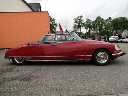 CITROEN DS 21 Cabriolet 1968 1975 Ideale DS Achenheim 2010 2