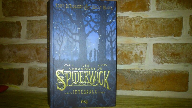 spiderwick reel