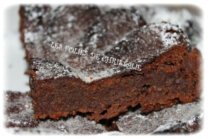Fondant chocolat 10