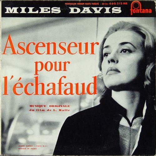 Miles Davis - - 1957 - Ascenseur Pour L'échafaud (Fontana)