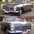 FACEL VEGA - III Coupé 2+2 - 110CV - 1964
