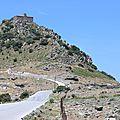 Lesbos - monastères des plaines et des hauteurs