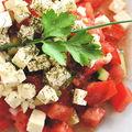 La salade du berger :