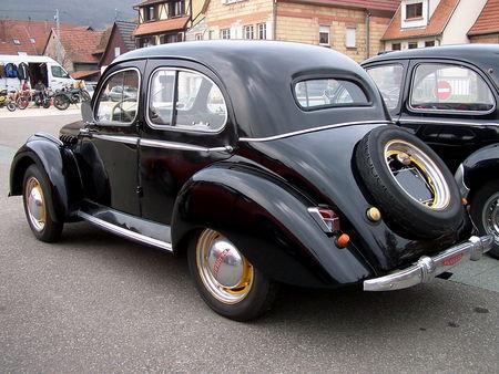 PANHARD Dyna X 1947 1953 Bourse Echanges Auto Moto de Chatenois 2009 2