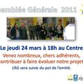 Assemble gnrale ordinaire 2011