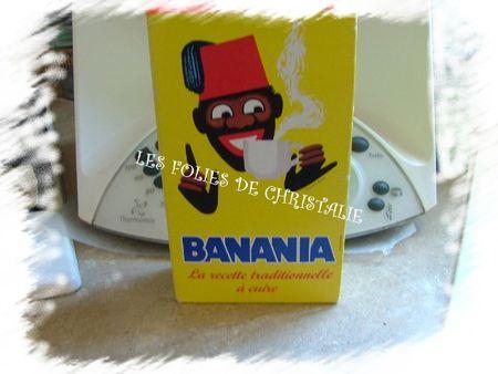 Crème Banania 1