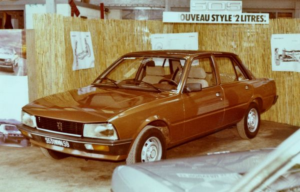 Garage Pavot (1979)