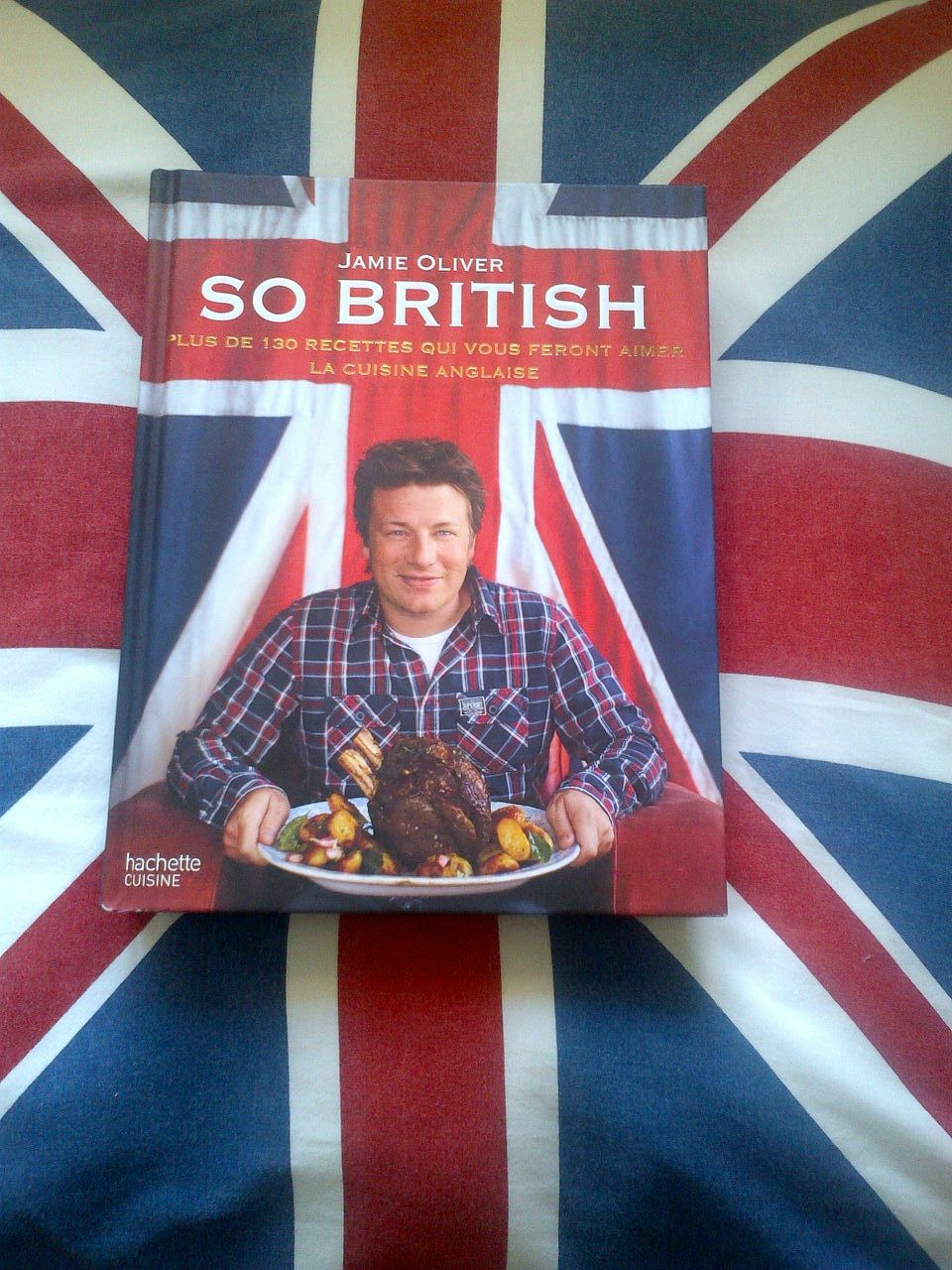 jamie oliver livre so british dans la cuisine de fran oise. Black Bedroom Furniture Sets. Home Design Ideas