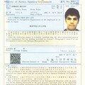 Certificat d'éligibilité