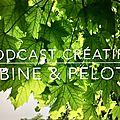 Podcast creatif - ep. 9 - nouvelle forme