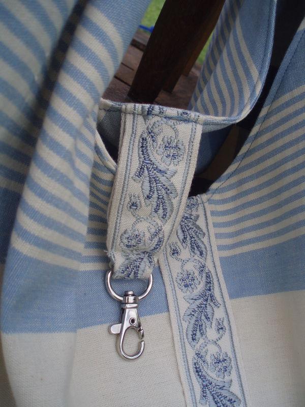 ... sans oublier ses clés !
