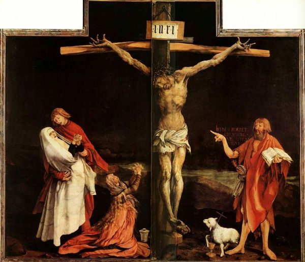 Matthias_Gr_newald___The_Crucifixion___WGA10723