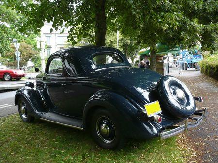 FORD Deluxe Early V8 3window coupé 1936 Baden Baden (2)
