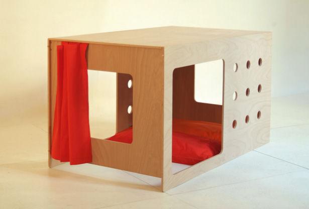 Ma cabane en bois bio et design by fourmis rouges for Ma cabane en bois