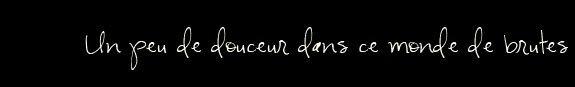 TITLE_douceur