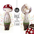 Lalylala - Paul le champignon