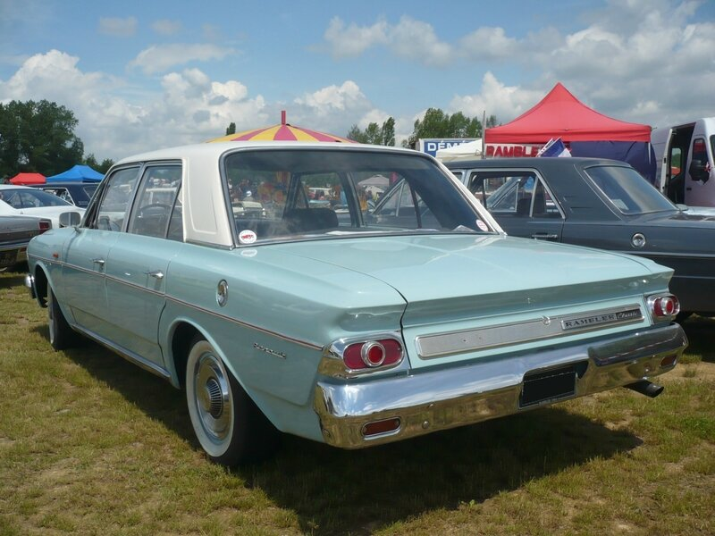 AMC Rambler Classic 4door Sedan 1964 Madine (2)