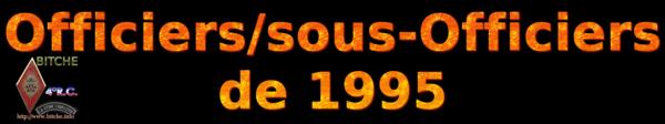 OFFICIERS sous OFFICIERS de BITCHE 1995a