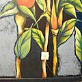 de la fresque au décors mural