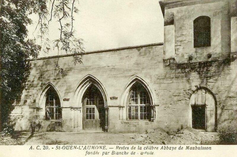 abbaye de Maubuisson (1)