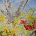 aquarelles dessin peinture...