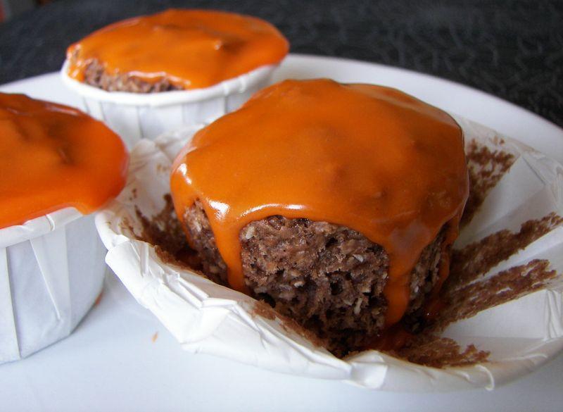 Muffins au yaourt et la noix de coco...