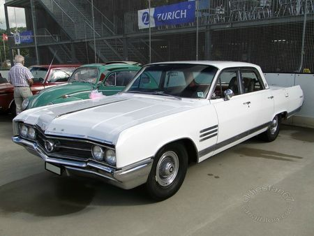 buick wildcat sedan, 1964, acs classics winterthur 2012 3