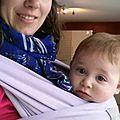 L'angoisse de séparation des 8-9 mois ou la déprime du nourrisson