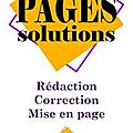 Pages Solutions