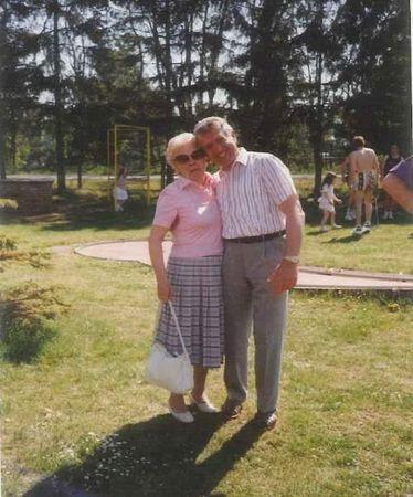 Mariechen mit Hans Zager