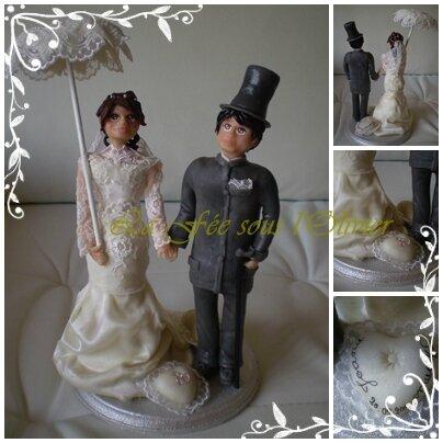 mariés joana et thomas
