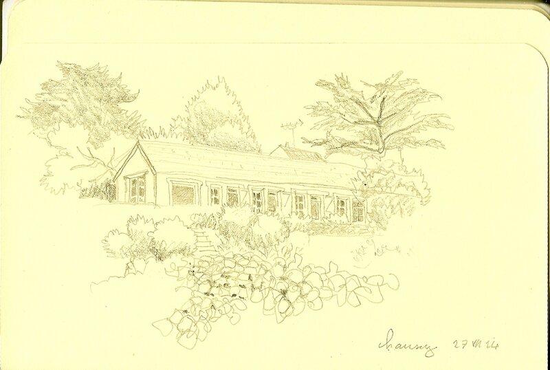petite maison chausey
