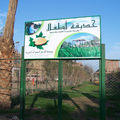 A new playground for the children of gezirat mohamed