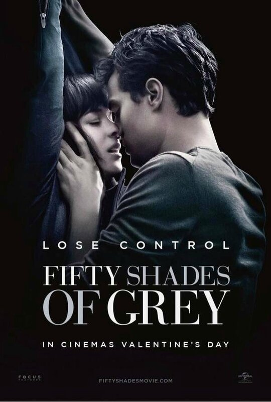 Fifty shades official poster