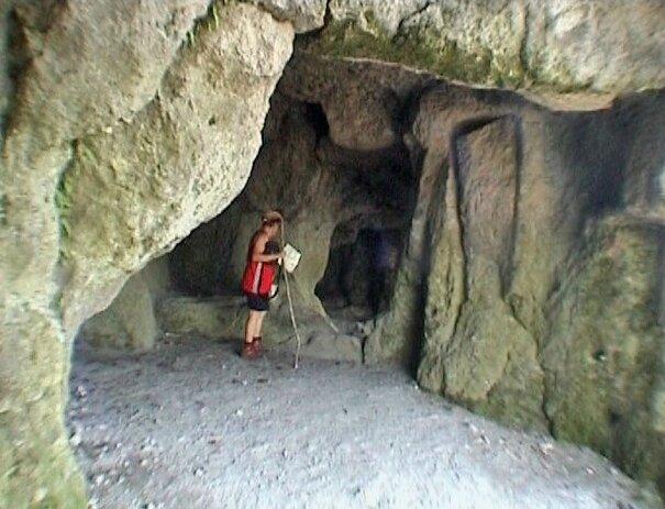 grotte Clierzou