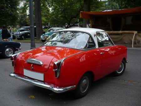 GLAS Goggomobil Ts 250 coupé 1965 Baden Baden (2)