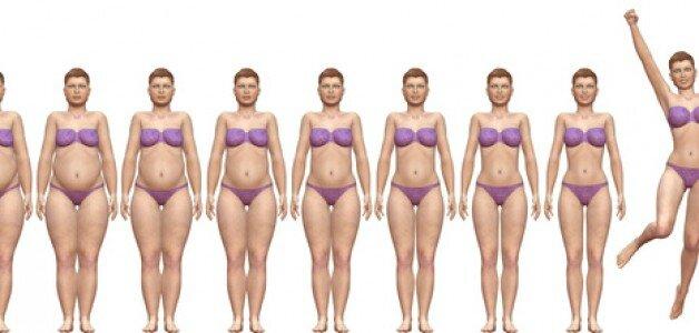 perdre du poids haut