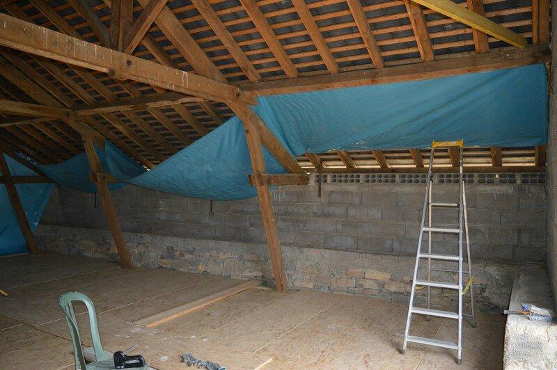 Rail placo plafond tage la petite grange dans la prairie for Prix pose de placo