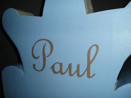 Fauteuil Couronne Paul 3