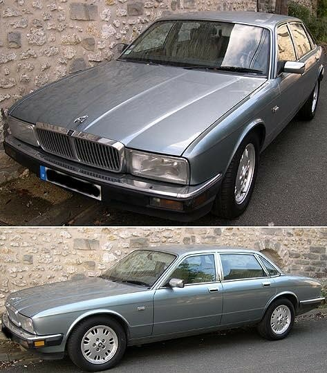 JAGUAR - XJ40 Sovereign 4.0L - 1990