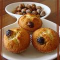 Financiers amandes-noisettes