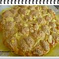 Gâteau rustique