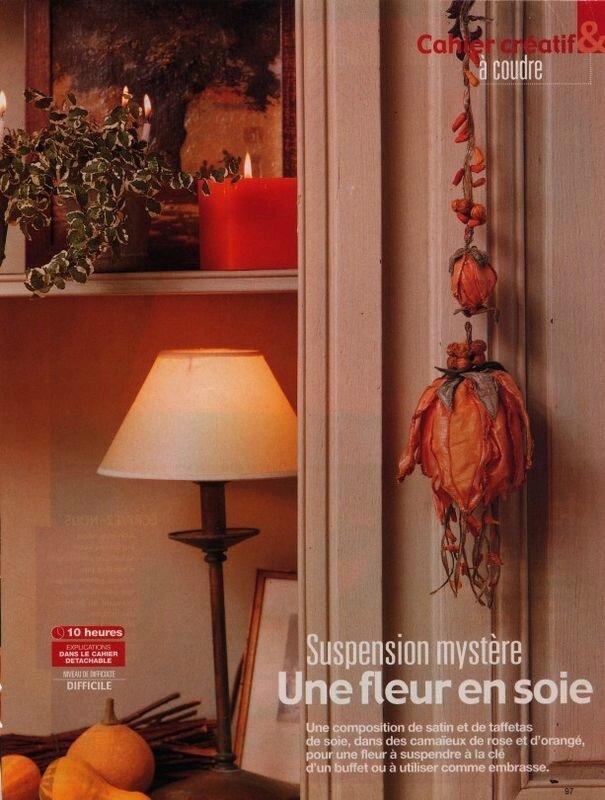 parution Modes et Travaux 2001